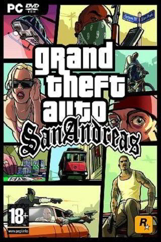 Grand Theft Auto: San Andreas – HRT Pack 1.3 Enhanced Edition скачать торрент бесплатно