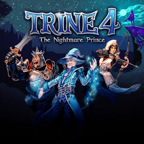 Trine 4: The Nightmare Prince (2019)